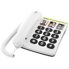 PhoneEasy 331 PH bianco