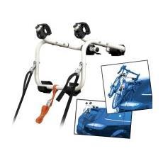 Portabici posteriore universale Bassano del Grappa 381 acciaio 1 bici