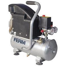 Compressore Power 1,1 Cv 750 W 8 L Crm1044
