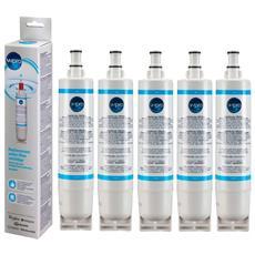 5 Nuovi Filtri Acqua Per Purificatore Pure First Originale 484000008552 Usc009/1