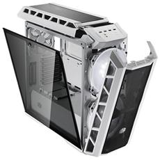 Case MasterCase H500P Midi Tower ATX, EATX, Micro-ATX, Mini-ITX 2 Porta USB 2.0 2 Porta USB 3.0 Colore Bianco (Finestrato)