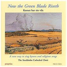Stockholm Cath Choir / Sjokvist - Now The Green Blade Riseth (Sacd)