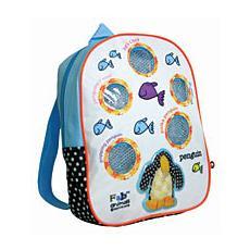 NDS - Custodia Borsetta FABric Penguin per DSLite e DSi
