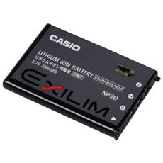 Batteria Casio NP-20DBA per Fotocamere Exilim