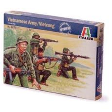 Viet. War: Vietnamese Army / Vietcong 1:72