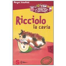 Margot Scheffold - Ricciolo La Cavia