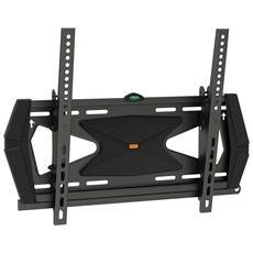 """Supporto Montaggio a Parete per Schermi LCD Acciaio NerO 55"""" 40 kg 650312"""