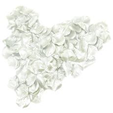 box of 100 'pétales' argento - [ l5466]