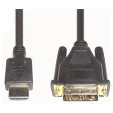 HDMI 3, 2m, HDMI, DVI-D