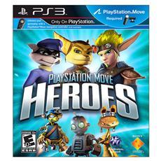 PS3 - Playstation Move Hereos (Software per Playstation Move)