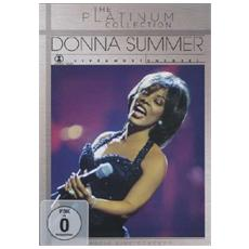 Dvd Summer Donna - Vh1 Presents Live & M