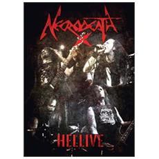 Dvd Necrodeath - Hellive