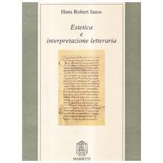 Estetica e interpretazione letteraria