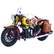 DieCast 1:12 Moto Indian Sport Scout 1934 42113