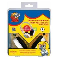 Cuffie Audio Tom&Jerry con microfono