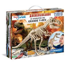 Focus Junior - Scheletro Grande T-Rex