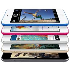 Ipod Touch 128gb - Argento