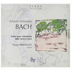 Johann Sebastian Bach - Suites Pour Violoncelle