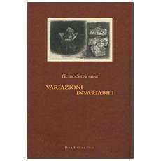 Variazioni invariabili