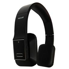 Cuffie Wireless Bluetooth ad Archetto colore Nero
