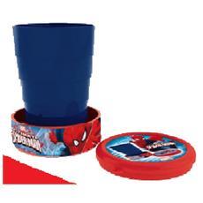 Spider-Man - Bicchiere Ripiegabile