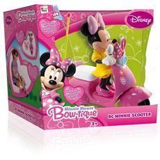 Lo Scooter di Minnie in Miniatura
