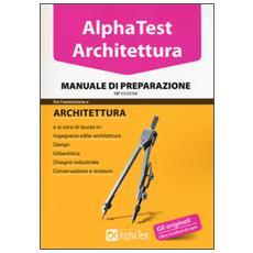 Architettura. Manuale di preparazione