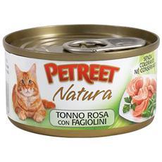 Natura 70 Gr - Tonno Con Fagiolini