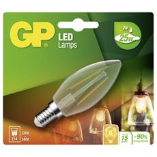 GP Lighting Filament Candle E14 2W (25W) 250 lm