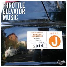 Throttle Elevator Music - Area J - Feat. Kamasi Washington