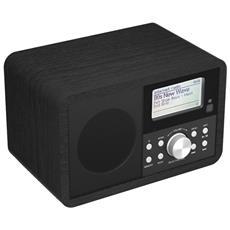 IR-110, 3,5 mm, Internet, LCD, Digitale, FM, DC