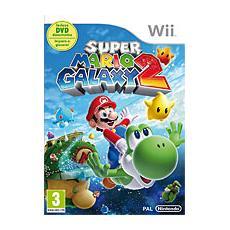 WII - Super Mario Galaxy 2