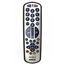 Telecomando Preprogrammato per TV e Decoder Gumbody Senior 2
