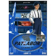 DVD PATLABOR - SERIE TV #12 (es. IVA)