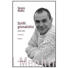 Scritti giornalistici (1966-1995)