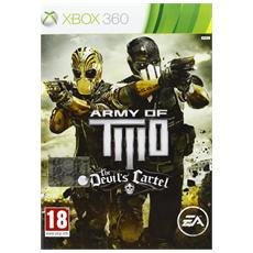 X360 - Army of Two The Devil's Cartel