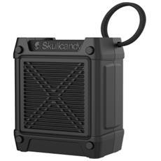 Sistema Audio Portatile Shrapnel Bluetooth + Microfono Ingresso Jack Stereo colore Nero