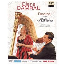 Dvd Damrau Diana - Recital With Xavier