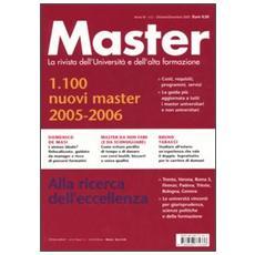 Master. La rivista dell'universit� e dell'alta formazione. Vol. 2