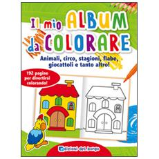 Mio Album Da Colorare (Il)