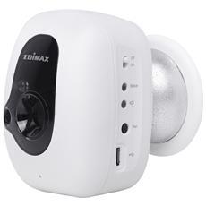 Videocamera IP IC-3210W Wi-Fi da Interno Giorno / Notte Colore Bianco