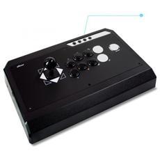 Q4 RAF S3 Joystick Professionale Fightstick Giochi Arcade 2in1 Playstation3 / PC NERO