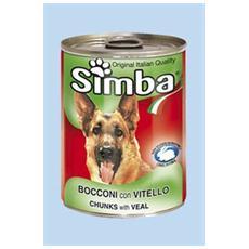 Simba Cane, Bocconi Vitello Gr 1230