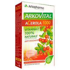 Acerola 1000 60cpr Frutti Rossi