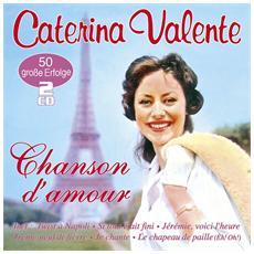 Caterina Valente - Chanson D'Amour (2 Cd)