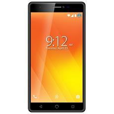 "M3 Nero 16 GB 4G / LTE Dual Sim Display 5.5"" HD Slot Micro SD Fotocamera 8 Mpx Android Italia"