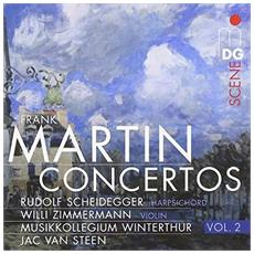 Martin - Concertos Vol. 2
