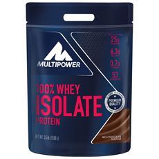 100% Whey Isolate Protein 3.5 Lb (1590g) -fragola