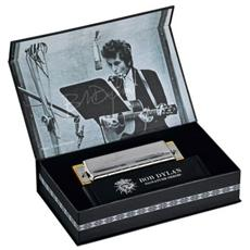 Armonica Diatonica Bob Dylan con Signatura