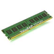 Memoria Dimm 8GB (1 x 8GB) DDR3 1600MHz Non-ECC CL11